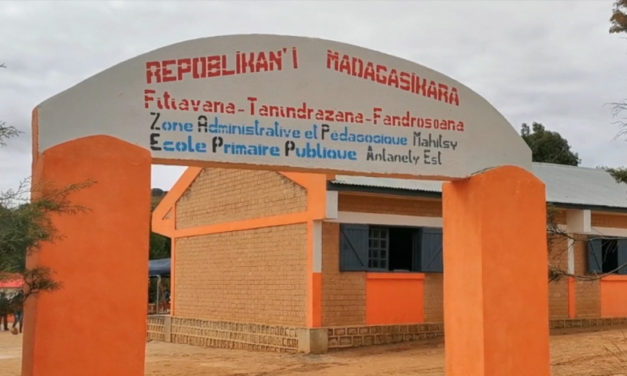 Inauguration du 26ème Village Orange